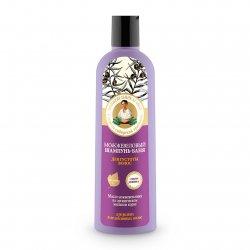 Babuszka Agafia, szampon pogrubiający włosy z jałowcem, 280ml
