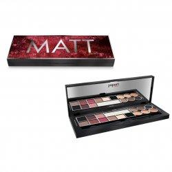 PUPA, świąteczny zestaw do makijażu Matt Red Madness