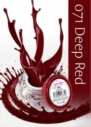 Semilac UV Gel Color 071 Deep Red, 5ml