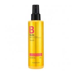 Holika Holika Biotin Style Care, bardzo mocny lakier do włosów, 180ml