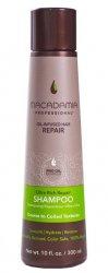 Macadamia Professional Vege, nawilżający szampon do włosów bardzo grubych, 300ml