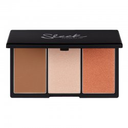 Sleek Makeup, paleta do konturowania twarzy, Fair