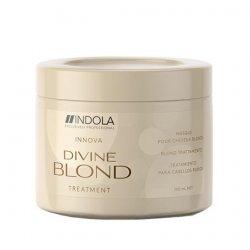 Indola Divine Blond, maska do włosów blond, 750ml