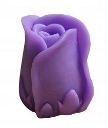 LaQ, mydło glicerynowe, kwiat róży