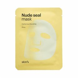 SKIN79, Nude Seal Mask - Honey, maska w płachcie z miodem, 25g