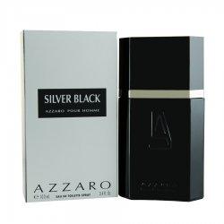 Azzaro Silver Black, woda toaletowa, 100ml (M)