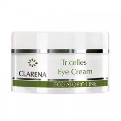 Clarena Eco Atopic Line, krem pod oczy do cery atopowej i wrażliwej, 15ml