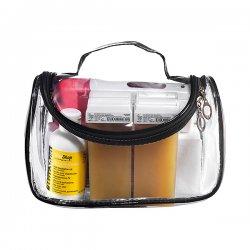 Peggy Sage, zestaw do depilacji: 4 woski+podgrzewacz+paski+olejek, ref. 601098