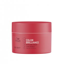 Wella Invigo Brilliance, maska do włosów normalnych i cienkich, 150ml