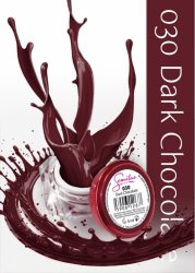 Semilac UV Gel Color 030 Dark Chocolate, 5ml