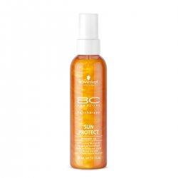Schwarzkopf BC Sun Protect, wodoodporny olejek w sprayu, ochrona przed słońcem, 150ml