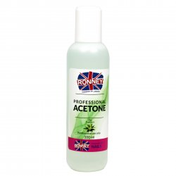 Ronney, aceton, Aloes, 100ml