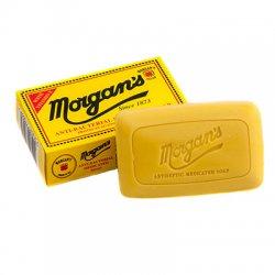 Morgan's, antybakteryjne mydło w kostce, 80g