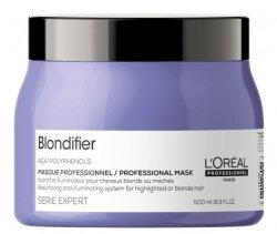 Loreal Blondifier, maska do włosów blond, 500ml