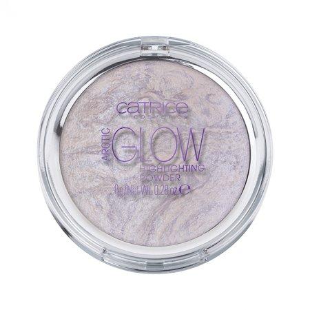 Catrice Artcic Glow, puder rozświetlający