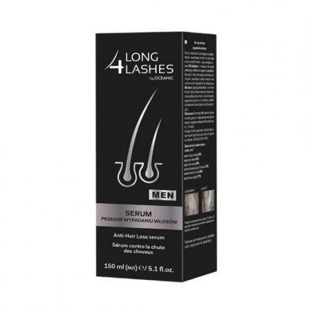 AA Long4Lashes MEN, serum przeciw wypadaniu włosów, 150ml