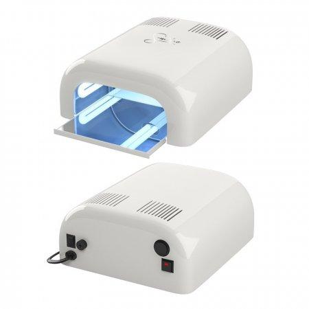 Semilac lampa UV 36W, 4-ro żarówkowa