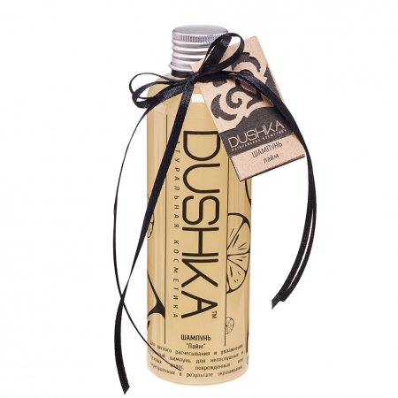 Dushka, szampon limonkowy, 200ml
