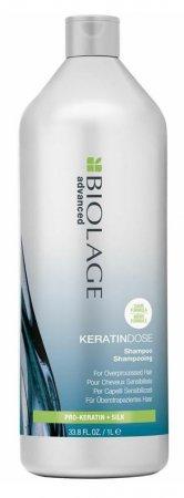 Biolage Keratindose, szampon do włosów zniszczonych, 1000ml