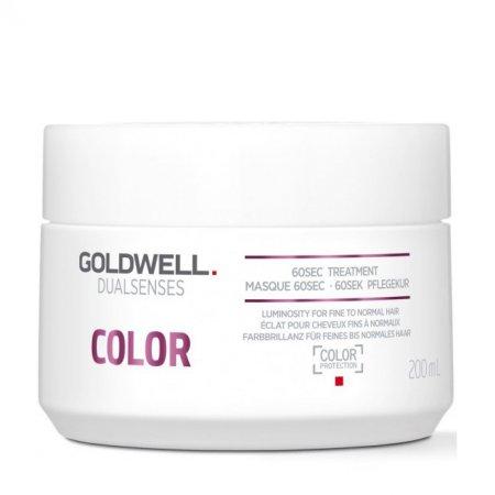 Goldwell Dualsenses Color, 60-sekundowa kuracja nabłyszczająca, 200ml