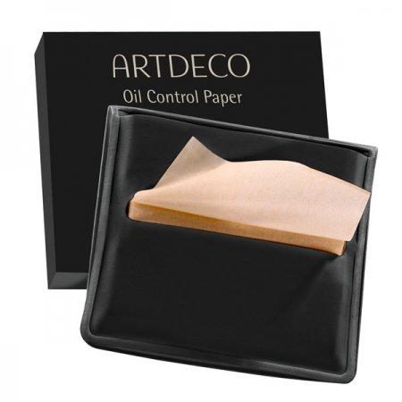 Artdeco Oil Control Paper, bibułki matujące, 100szt.
