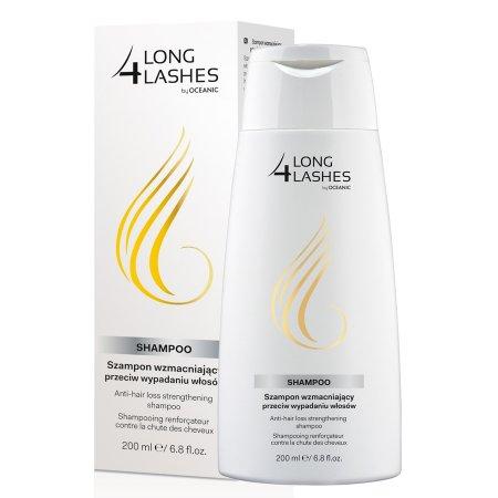 Long 4 Lashes, szampon przeciw wypadaniu włosów, 200ml
