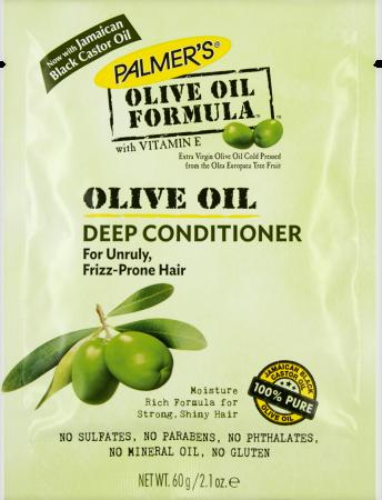 Palmers Olive Oil, kuracja odżywcza do włosów na bazie olejku z oliwek, 60g