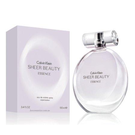 Calvin Klein Sheer Beauty Essence, woda toaletowa, 100ml (W)
