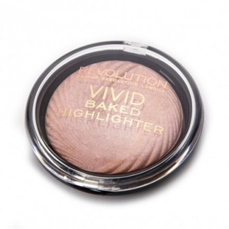 Makeup Revolution, Vivid Baked Highlighter, rozświetlacz