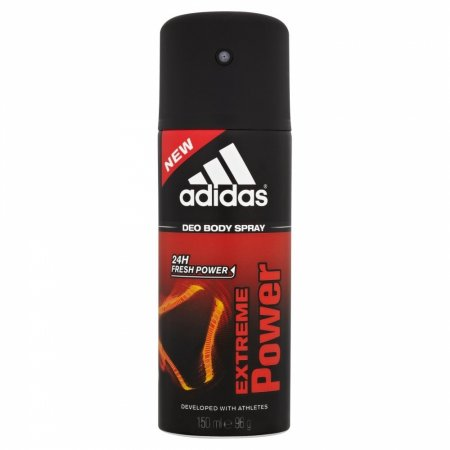 Adidas Extreme Power, dezodorant w sprayu, 150ml (M)