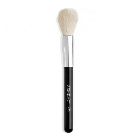 Semilac Makeup, pędzel do makijażu, 473