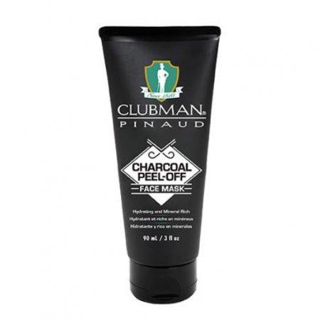Clubman, czarna maska Charcoal Black Mask, 90ml