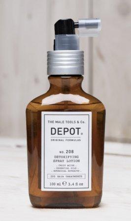 Depot No. 208, lotion detoksykujący, 100ml