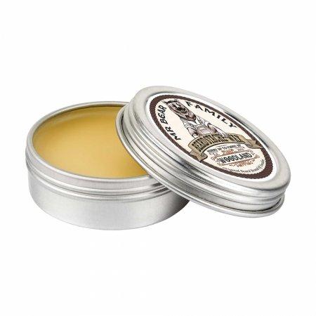Mr Bear Family Woodland BeardStache Wax, leśny wosk do brody i wąsów, 30ml
