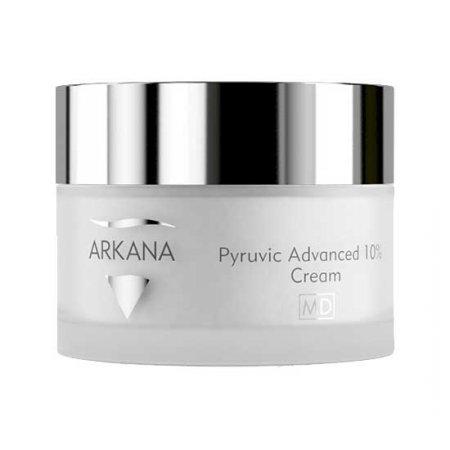 Arkana Acid Therapy, Puruvic Advanced 10% Cream, zaawansowany krem z kwasem pirogronowym, 50ml, ref. 46085