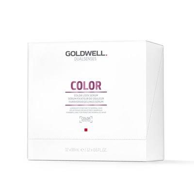 Goldwell Dualsenses Color, serum przypieczętowujące kolor, 12x18ml