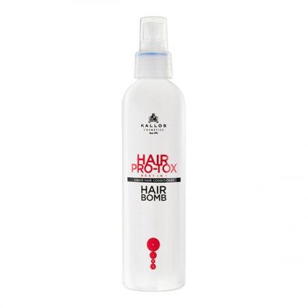 Kallos KJMN Hair Pro-Tox, balsam do włosów w płynie, 200ml