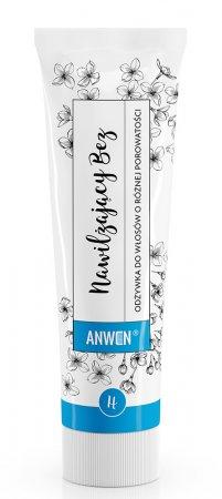 Anwen, odżywka do włosów o różnej porowatości, Nawilżający Bez, 100ml