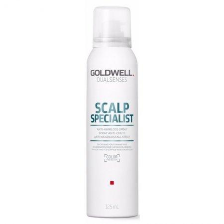 Goldwell Dualsenses Scalp Specialist, spray przeciwko wypadaniu, 125ml