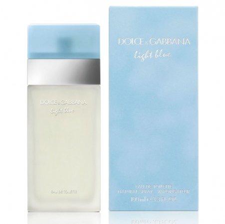 Dolce & Gabbana Light Blue, woda toaletowa, 50ml (W)