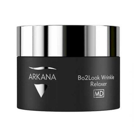 Arkana Bo2Look, Wrinkle Releaser, krem relaksujący zmarszczki, 50ml, ref. 51005