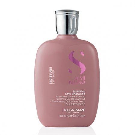 Alfaparf Semi di Lino Moisture, szampon nawilżający do włosów suchych, 250ml