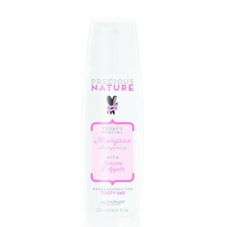 Alfaparf Precious Nature, szampon do włosów odwodnionych, 250ml