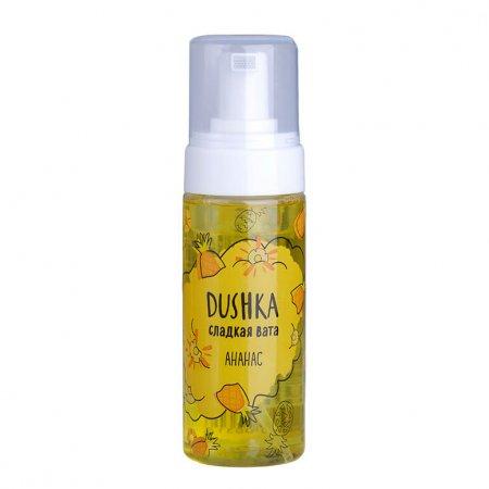 Dushka, pianka do mycia ciała Ananas, 150ml