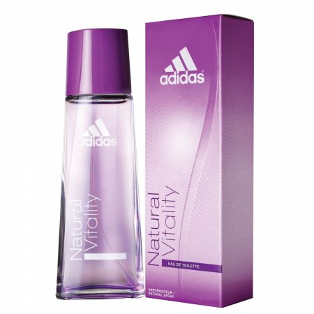 Adidas Natural Vitality, woda toaletowa, damska, 50ml (W)