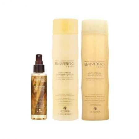 Alterna Bamboo Smooth Holiday Trio, zestaw podróżny