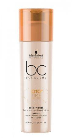 Schwarzkopf BC Time Restore Q10+, odżywka do włosów dojrzałych, 200ml