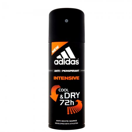 Adidas Intensive Cool & Dry 72h, antyperspirant, 150ml (M)