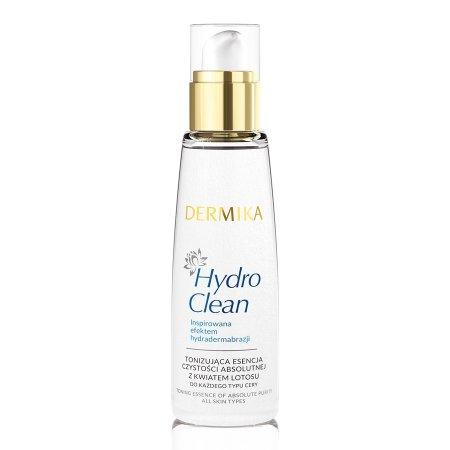 Dermika Hydro Clean, esencja tonizująca, 150ml