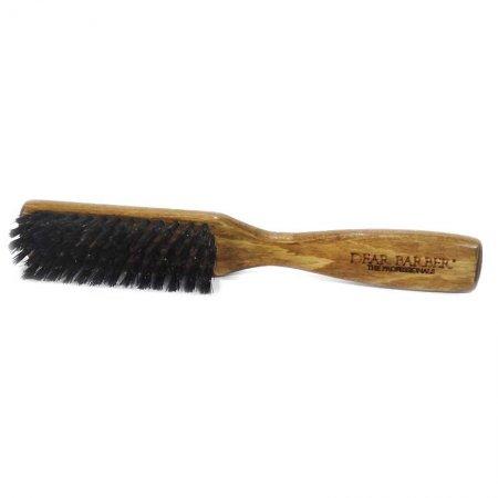 Dear Barber, szczotka do brody z rączką